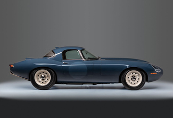 Eagle bouwt nieuwe Jaguar E-Type Lightweight GT #1