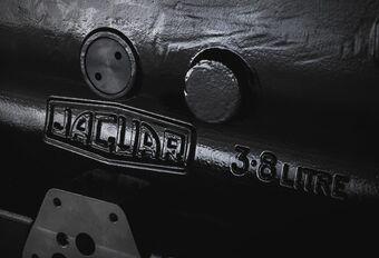 Jaguar reconstruit le XK 3.8 des Sixties #1