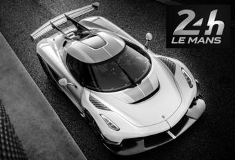 Werkt Koenigsegg aan Jesko LM voor Le Mans? #1
