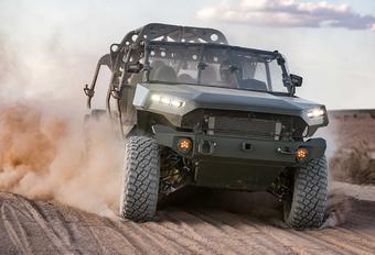 GM krijgt $214 miljoen van Amerikaanse leger voor deze ISV #1