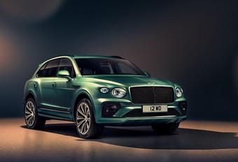 Grondige facelift voor Bentley Bentayga  #1