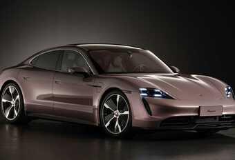 Porsche Taycan nu ook als basisversie met RWD #1