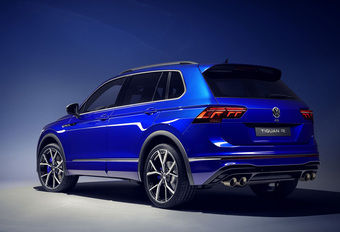 Officieel: VW Tiguan R 4Motion #1