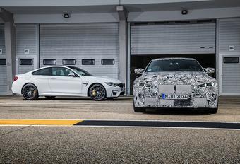 BMW M3 en M4 komen in september met handbak én automaat #1