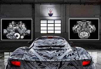 Maserati onthult specs van de MC20-supersportwagen #1