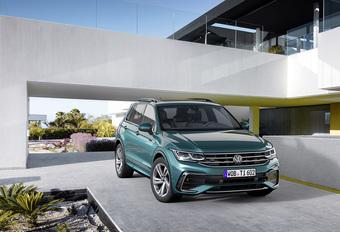 VW Tiguan: un remodelage avec l'ADN de la Golf #1