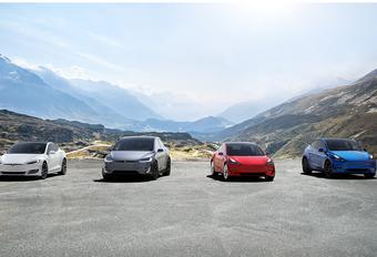 Tesla: meer auto's geleverd dan verwacht #1