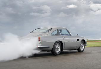 Aston Martin heeft een echte James Bond-auto gebouwd #1