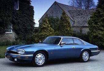 Throwback: Jaguar XJ-S (1976 - 1996) #1