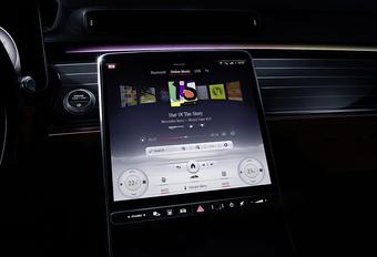 Mercedes S-Klasse: technologie uit de doeken #1