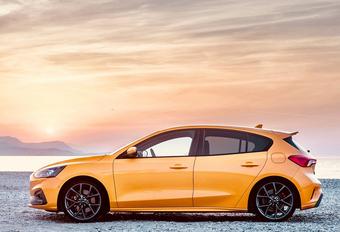 Ford Focus zet nieuw snelheidsrecord #1