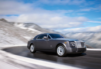 Rolls-Royce Phantom Coupé #1