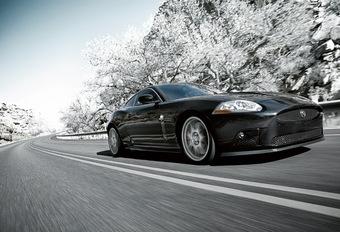 Jaguar XKR-S #1