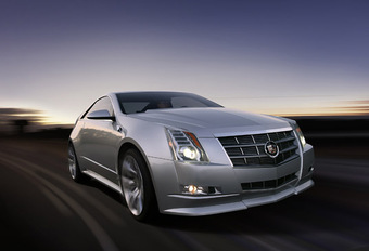 Cadillac CTS Coupé #1