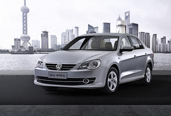 Volkswagen Bora en Lavida #1