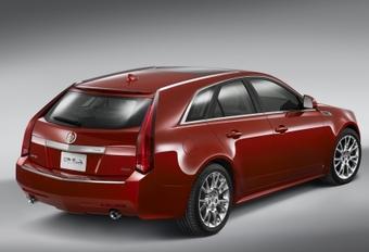 Cadillac CTS Sport Wagon #1