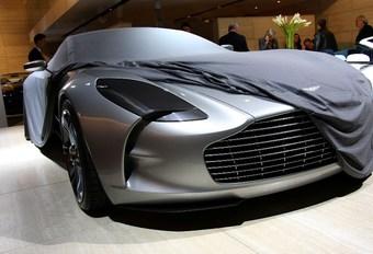 Aston Martin One-77  #1