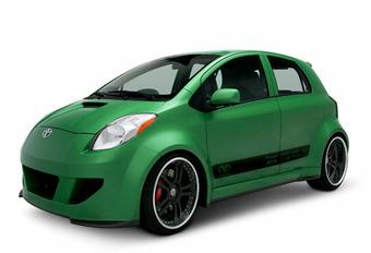 Toyota Yaris Tailback #1