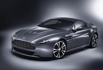Aston Martin V12 Vantage #1