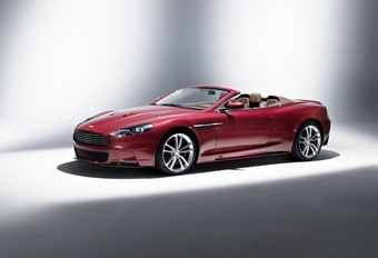Aston Martin DBS Volante #1