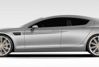 Aston Martin Rapide #1