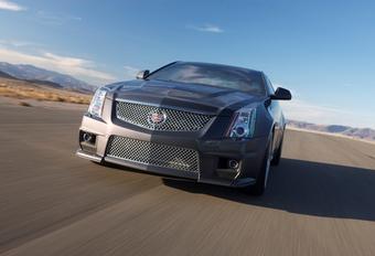 Cadillac CTS-V Coupé #1