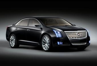Cadillac XTS Platinum Concept #1