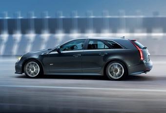 Cadillac CTS-V Sport Wagon #1