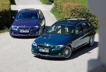 BMW Alpina B3 S Biturbo  #1