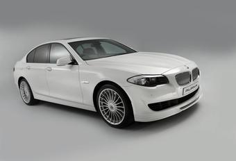 BMW Alpina B5 Biturbo #1