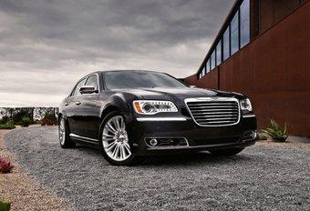 Chrysler 300 #1