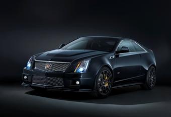 Cadillac CTS-V Black Diamond Edition #1