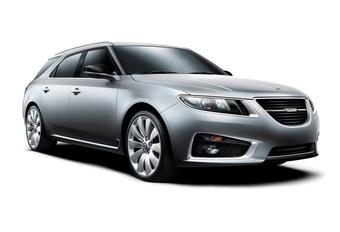 Saab 9-5 Estate #1