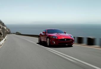 Jaguar XK #1