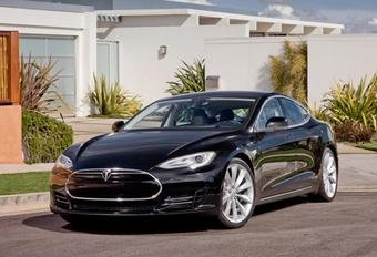 Tesla S #1