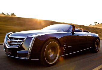 Cadillac Ciel Concept #1