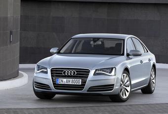 Audi A8 Hybride #1