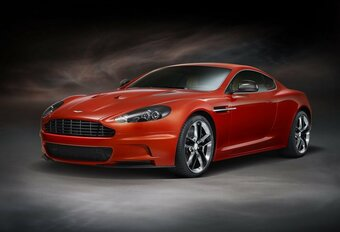 Aston Martin DBS Carbon Edition #1