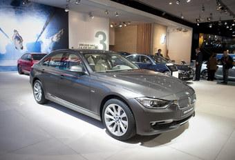 BMW 3-Reeks #1