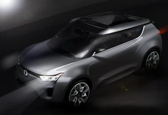 SsangYong XIV-2 Concept #1