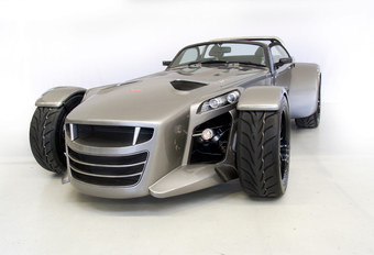 Donkervoort D8 GTO en production #1