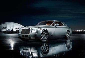 Rolls-Royce Phantom Coupé Aviator Collection #1