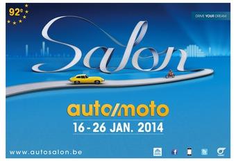 Salon de l'auto 2014 : Palais 12 #1
