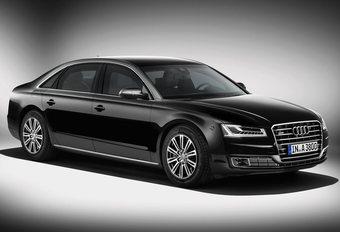 Audi A8 L Security #1