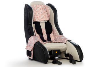 Le siège enfant pliable et gonflable Volvo #1