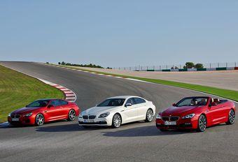 Facelift voor BMW 6-Reeks en M6 #1