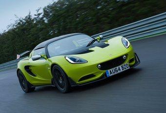 Lotus Elise S Cup mag ook de weg op #1