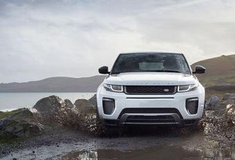 Salon Genève 2015 : Range Rover Evoque avec Diesel Ingenium #1