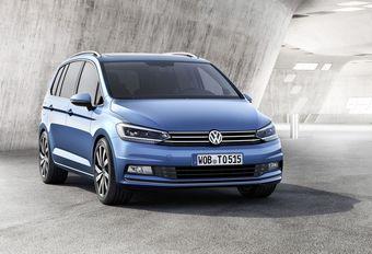 Salon van Genève 2015: Volkswagen Touran op MQB-platform #1
