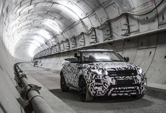 Salon Genève 2015 : Range Rover Evoque Cabrio annoncé #1